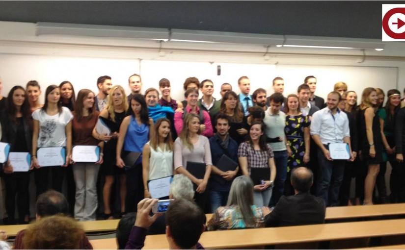 remise de diplomes 2012